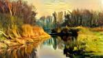 Landscape 1 by FractalCaleidoscope