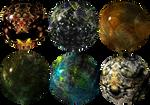 Stock -Spheres