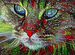 Cat creative by FractalCaleidoscope