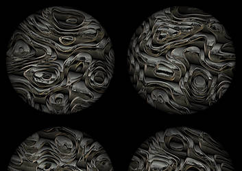 Stock, Fractal Metal Ball