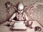 Writing by Maylar