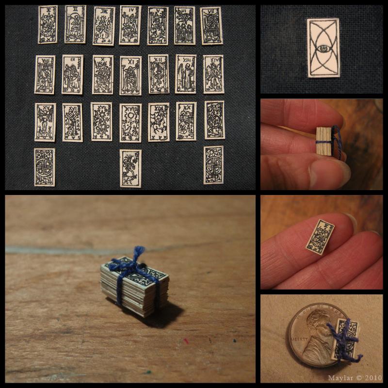 Tarot by Maylar