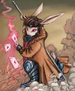 Gambit bunny by Maylar