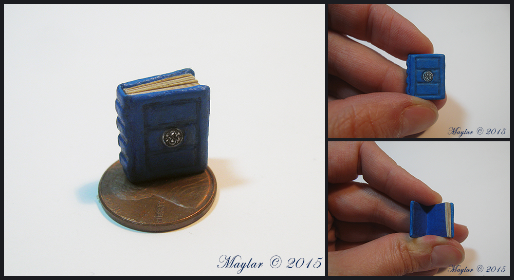 Journal of Impossible Things by Maylar