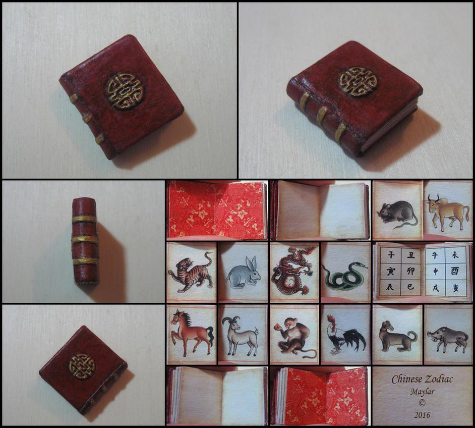 Chinese Zodiac by Maylar