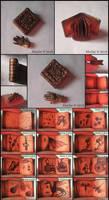 Steampunk Dragon Journal by Maylar