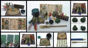 Witch's Set
