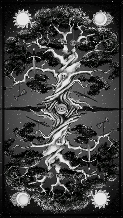 Secret of the Tree by Maylar
