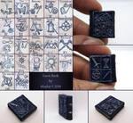 Tarot Miniature Book