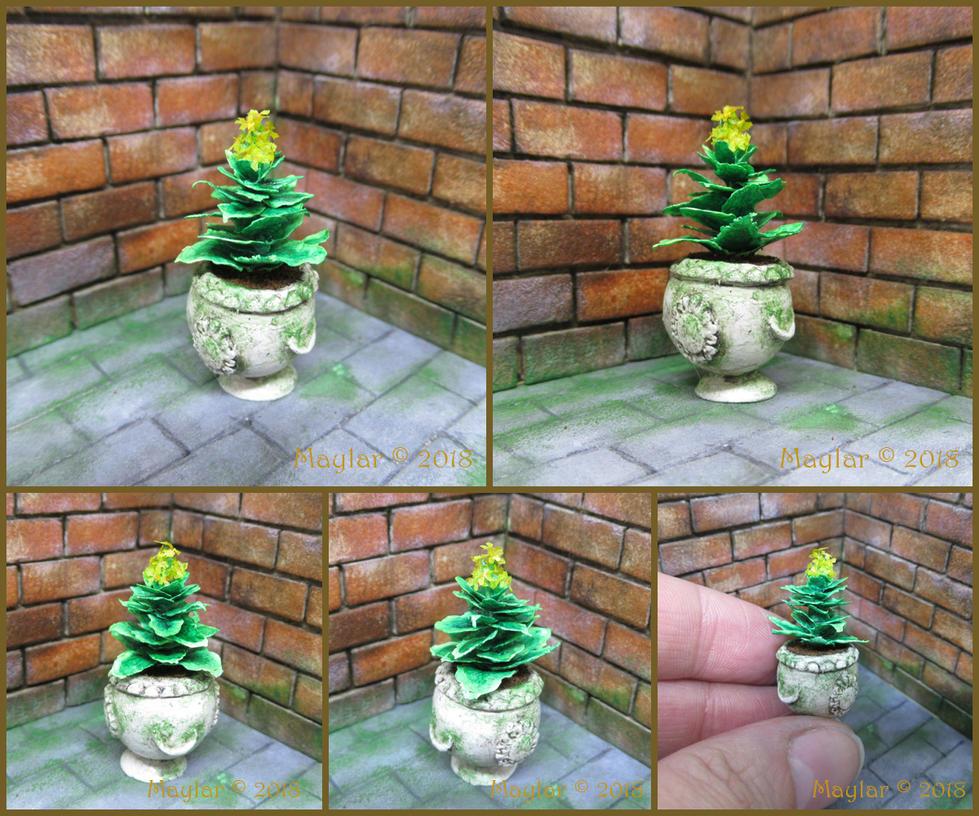 Magical Plant Miniature - 04 Kobunagu by Maylar