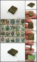 Herbalis, Miniature Herbarium