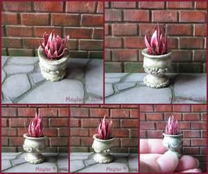 Magic Plant Miniature -15 Blade Grass by Maylar
