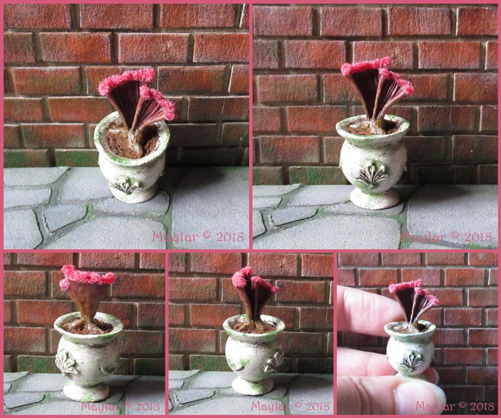 Magic Plant Miniature - 16 Kitur by Maylar