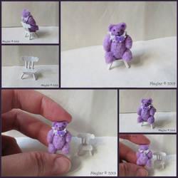 Claudia - Miniature Bear by Maylar
