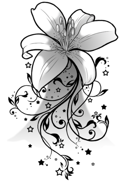 Tattoo For Terrice By TehAlbi On DeviantArt