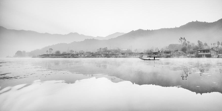 Morning in Srinagar 3 by Radoslawgryglas