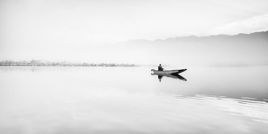 Morning in Srinagar 4 by Radoslawgryglas