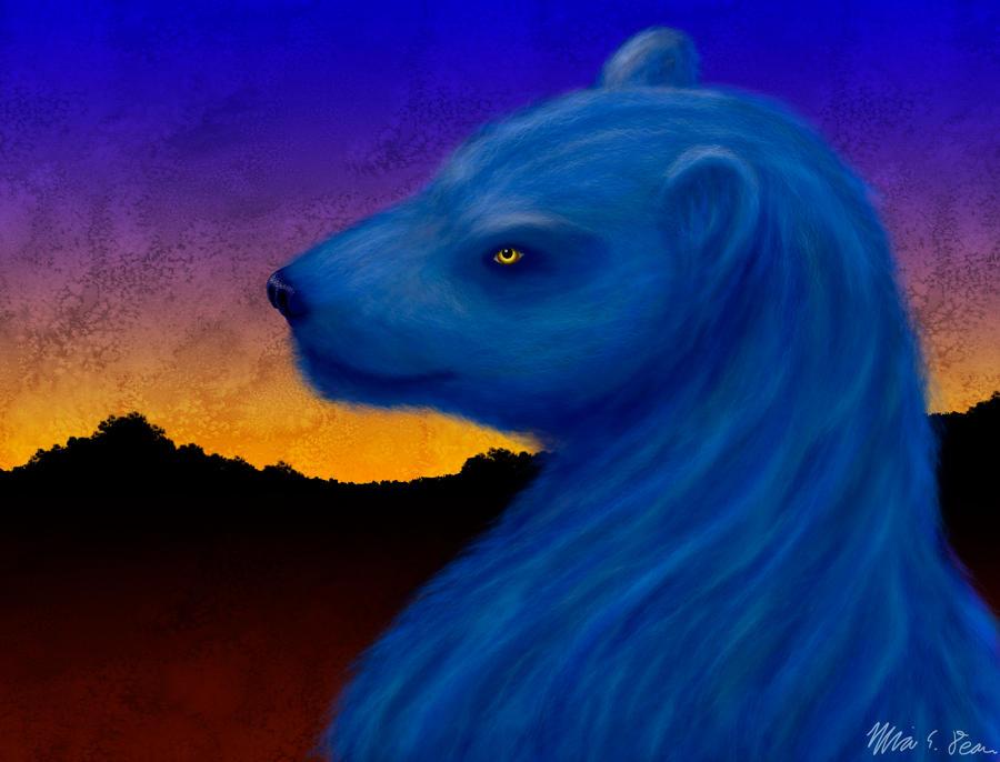 Waynoka Indigo_bear_portrait_nuevo_by_indigobear-d4an7em