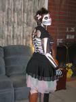 Hel paint costume IV by IndigoBear