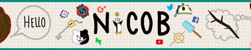 NicoB Banner Submission by GLITCHEDBOX