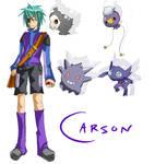 PKMN Trainer: Carson