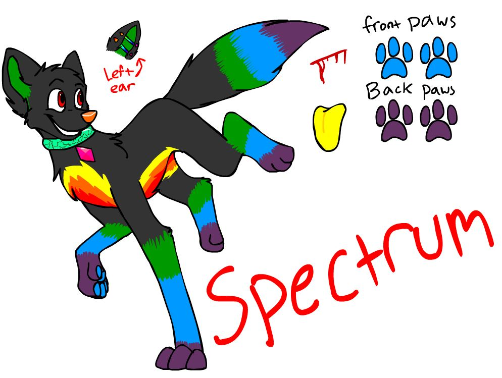 Spectrum by TobyTheMutt