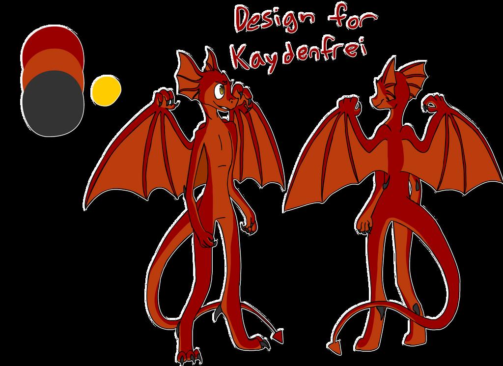 Design for Kaydenfrei by TobyTheMutt
