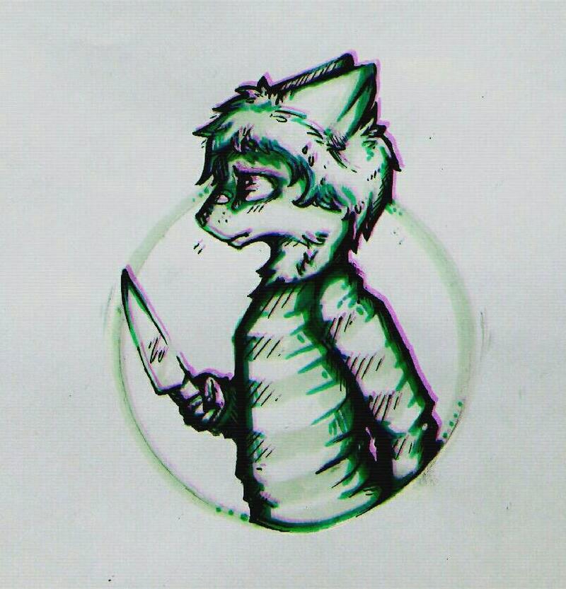 Knife? by NightKasel