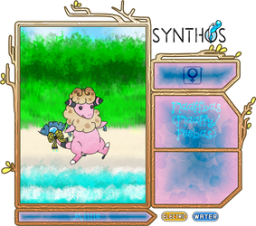 Pokemon Synthos App - Millie