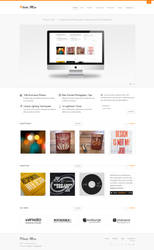 Photomin - Responsive HTML Template by ZERGEV