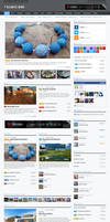 Atlantic News - Responsive WordPress Magazine Blog