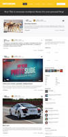 Explosion - Responsive WordPress Blog / Personal by ZERGEV