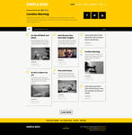 SimpleWox - WordPress Creative Blog Theme by ZERGEV