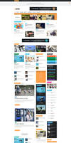 Albatros - WordPress Magazine Theme - Home by ZERGEV