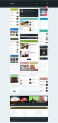 Sparkler - Responsive Wordpress Magazine Theme by ZERGEV