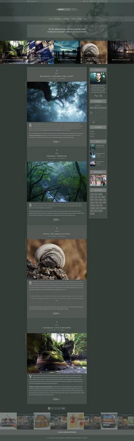 IncReason - Creative WordPress Blog Theme