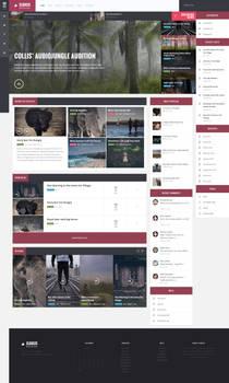 Elbrus  WordPress Blog Magazine Theme