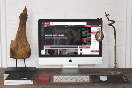 Elbrus  WordPress Blog Magazine Theme - 01