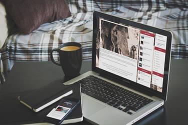 Elbrus  WordPress Blog Magazine Theme - 02 by ZERGEV