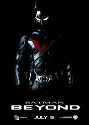 Batman Beyond by KyleXY93