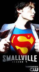 Smallville Season 9: Shirt by KyleXY93