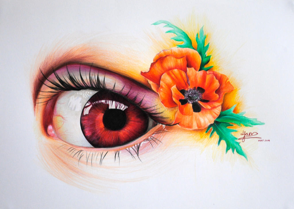 Eye Contest by Jam1992
