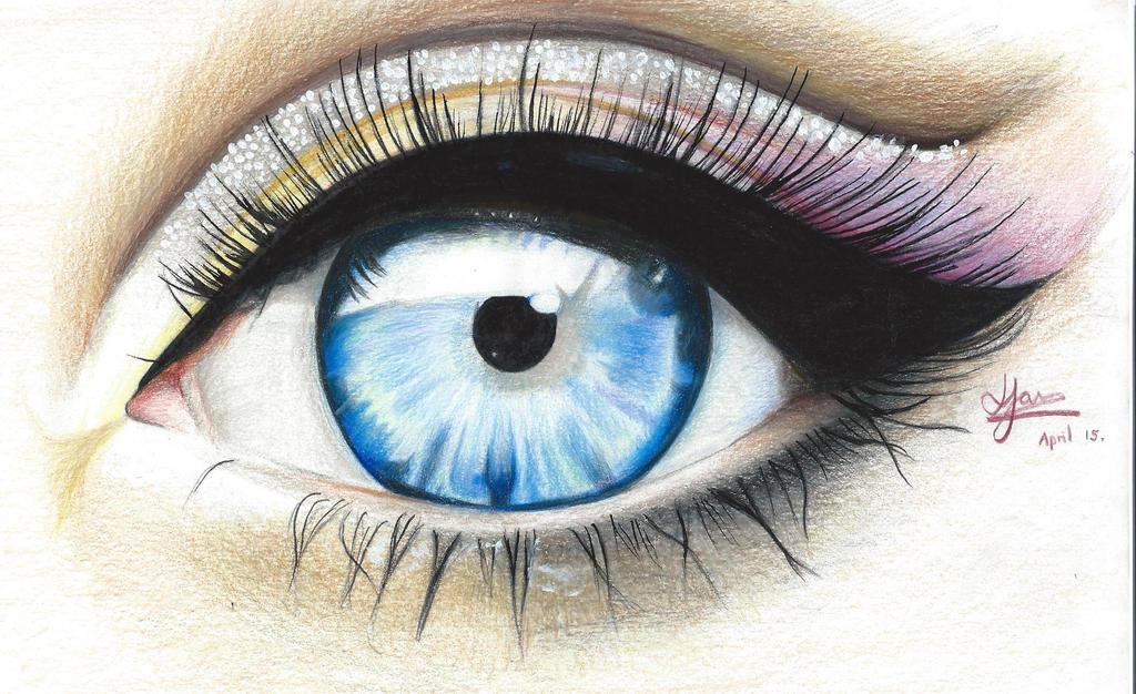 April Eye by Jam1992