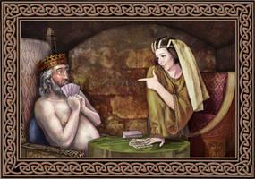 Jaque al Rey by Pintureiro
