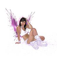 Punkie Angel by Pintureiro