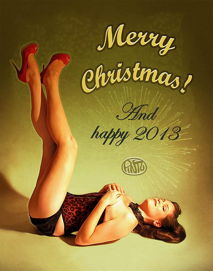Christmas by Pintureiro