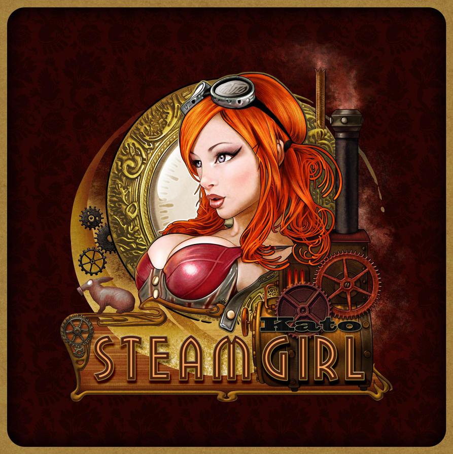 Steamgirl by Pintureiro