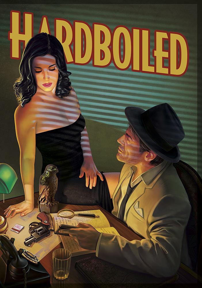 Hardboiled by Pintureiro