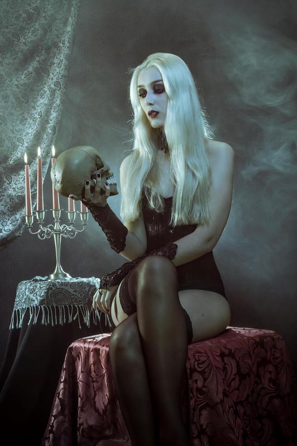 Goth 04 by Pintureiro