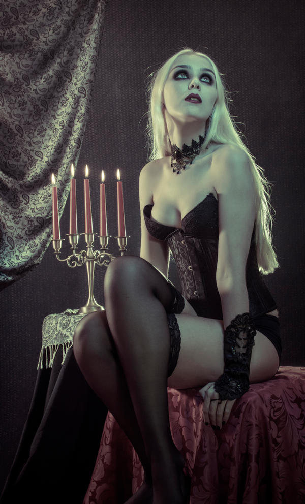 Goth 01 by Pintureiro